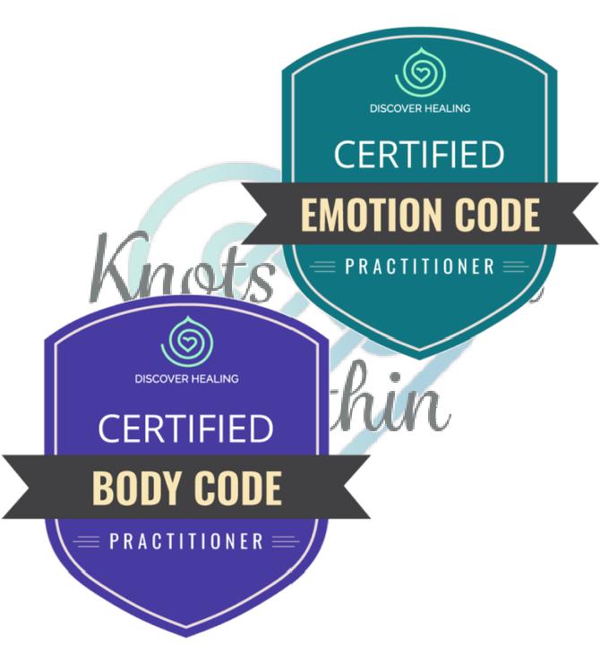 Emotion Code Certified Amber Salembier